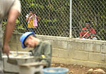 Construction continues at Gabriela Mistral Primary School site 150603-F-LP903-612.jpg