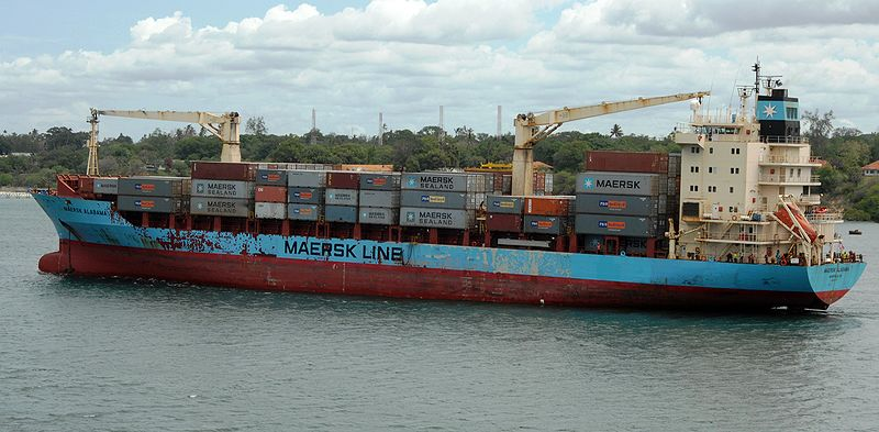 File:Container ship MV Maersk Alabama.jpg
