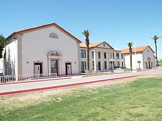 Coolidge High School - Image: Coolidge Coolidge High School 1939 2