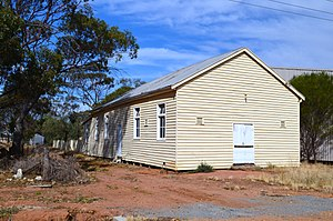 Coomberdale, Western Australia - Coomberdale Hall, 2014.