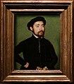 Corneille de lyon, ritratto d'uomo col guanto, 1540 ca.jpg