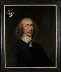 Portrait of Daniël van Hogendorp
