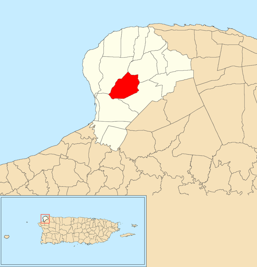 Corrales, Aguadilla, Puerto Rico