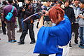 Cosplayer of Himura Kenshin from Rurouni Kenshin 20140215 1.jpg