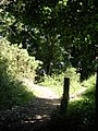 County Boundary - geograph.org.uk - 866876.jpg