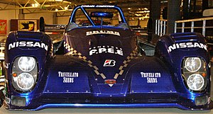 Courage C41 - The Nissan-engined Courage C52 that finished sixth at the 1999 24 Hours of Le Mans.