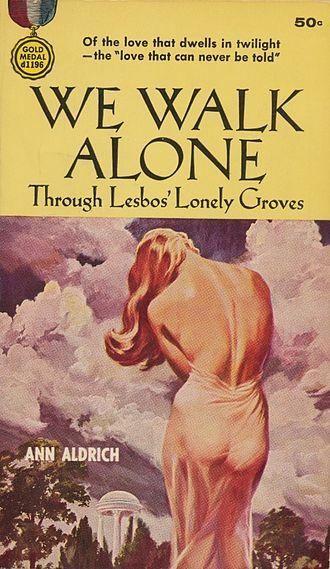 Marijane Meaker - Cover of We Walk Alone