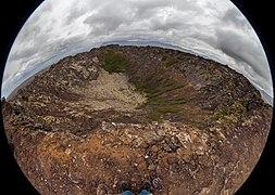 Cráter Eldborg, Vesturland, Islandia, 2014-08-14, DD 027.JPG