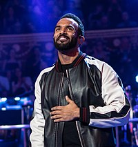 Craig David Craig David (at The Queen's Birthday Party) (cropped).jpg