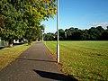 Craigavon Cycle Trail-Footpath, Bachelors Walk, Portadown. - geograph.org.uk - 568412.jpg