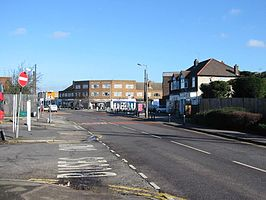 Cranham havering london main shops.jpg