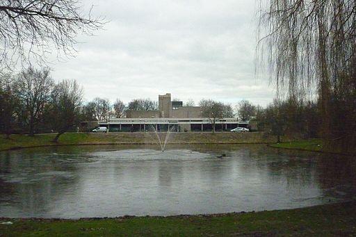 Crematorium Daelwijck vijver