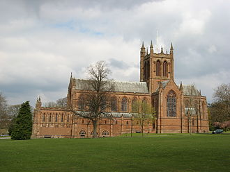 University of the West of Scotland - Crichton Church at the Crichton University Campus