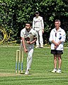 Crouch End CC v North London CC at Crouch End, Haringey London 23.jpg