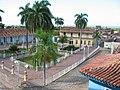 Cuba-Trinidad-central square.jpg