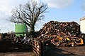 Cullompton, Whitfields scrap yard - geograph.org.uk - 131336.jpg