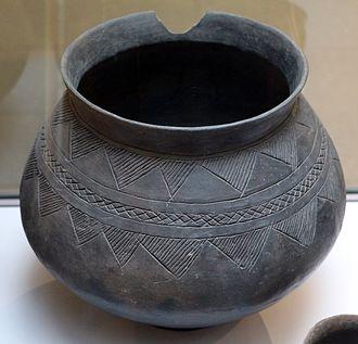 Golasecca culture - Cinerary urn