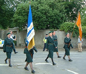 Cumann na mBan - Republican Sinn Féin linked Cumann na mBan at Bodenstown in 2004.