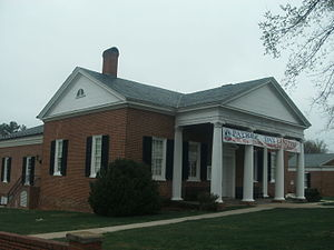 National Register of Historic Places listings in Cumberland County, Virginia