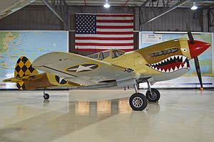 Curtiss P-40N Warhawk '79' (NL85104) (26617508646).jpg