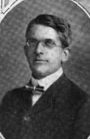 Cuthbert W. Pound - Image: Cuthbert W Pound