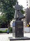 Aleja Armii Krajowej, aleja Jana Pawła II - Częs