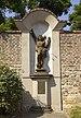 Czech-2013-Prague-Vyšehrad-Statue of San Sebastian.jpg