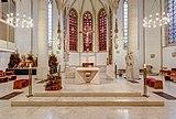 Dülmen, St.-Viktor-Kirche, Innenansicht, Altar -- 2018 -- 0552-6.jpg