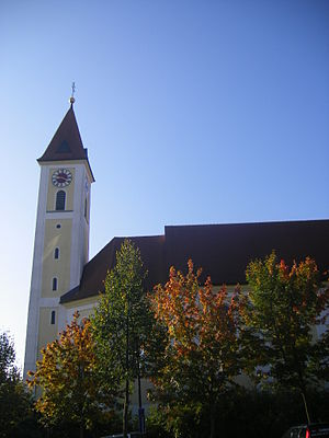 Offingen - Saint George's church, Offingen