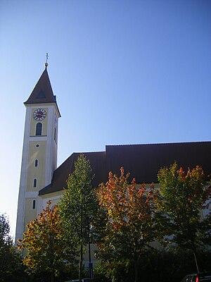 Offingen - Saint George's church, Offingen