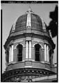 DETAIL OF CORNER TOWER - Shibe Park (Stadium), 2701 North Twenty-first Street, Philadelphia, Philadelphia County, PA HABS PA,51-PHILA,683-8.tif