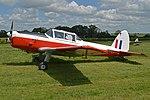DHC-1 Chipmunk 22 'WK586' (G-BXGX) (31585453414).jpg