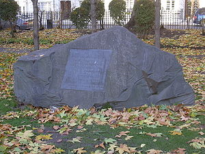 Conscientious Objectors Commemorative Stone - Conscientious Objectors Commemorative Stone.