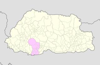 Dagana District District of Bhutan