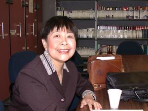 Dai Qing - A photograph of Dai Qing from the Voice of America archives.