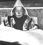 Tenzin Gyatso à l'âge de 5 ans