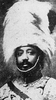 Desta Damtew Ethiopian noble and army commander