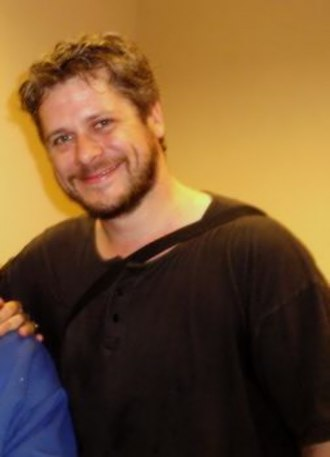 Dan Green (voice actor) - Snyder at the 2005 Supernova Expo
