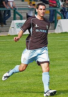 Danny Racchi English association football player