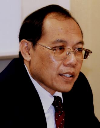 Department of Higher Education (Malaysia) - Image: Dato' Prof. Dr. Morshidi bin Sirat