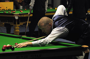 Dave Harold - Dave Harold at 2013 German Masters.