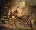 David Gilmour Blythe - Lincoln Crushing the Dragon of Rebellion - 48.413 - Museum of Fine Arts.jpg
