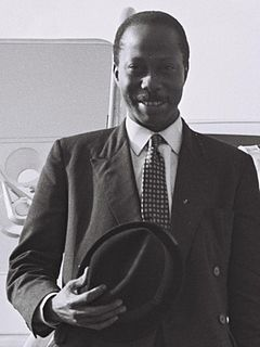 Sierra Leonean politician