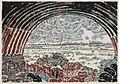 David Milne-Looking towards thelus and thelus wood from a nissen hut under the nine elms.jpg