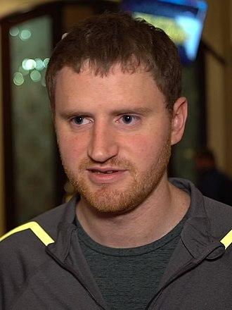 David Peters (poker player) - David Peters in 2018