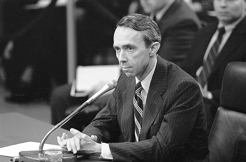 David Souter at one of his confirmation hearings.jpg
