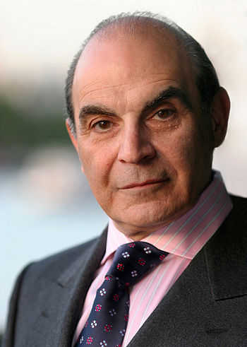 David Suchet (Sharpened and noise reduced. By ...