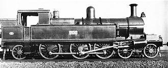 4-6-2 - Victorian Railways Dde class, c. 1910