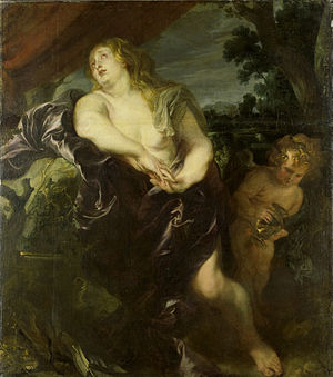 The penitent Mary Magdalene