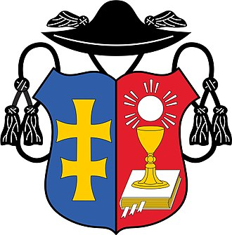 Roman Catholic Diocese of Žilina - Deanery of Turzovka, coat of arms
